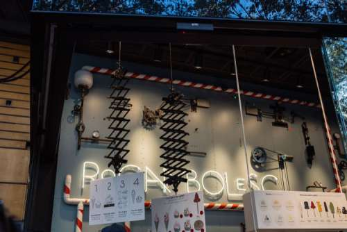 Rocambolesc - Ice Cream Shop in Barcelona, Spain