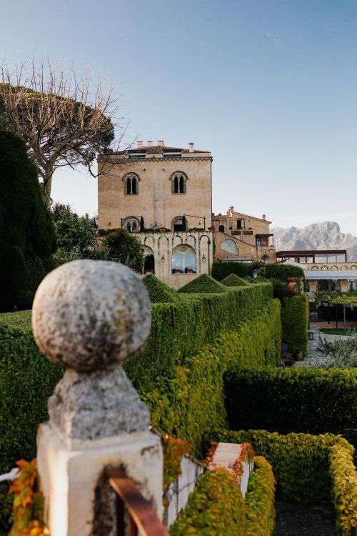 Villa Cimbrone, Ravello - Amalfi Coast, Italy