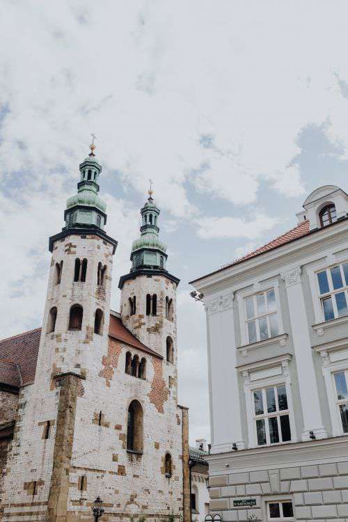 The magic of the first Polish Capital City, Cracow, Poland