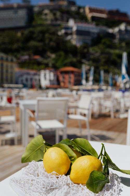Lemons from Sorrento, Italy