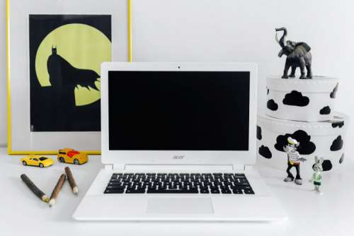 Minimalist Workstation Desk