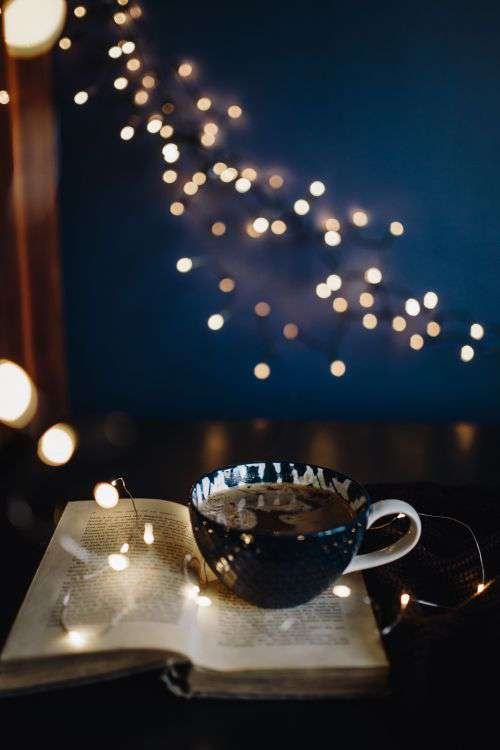 Making Magic with Fairy Lights