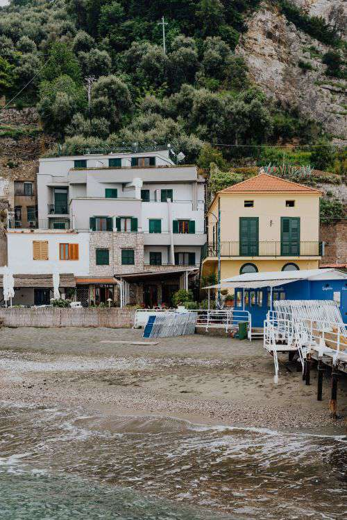 Marina di Puolo, Sorrento, Massa Lubrense, Italy