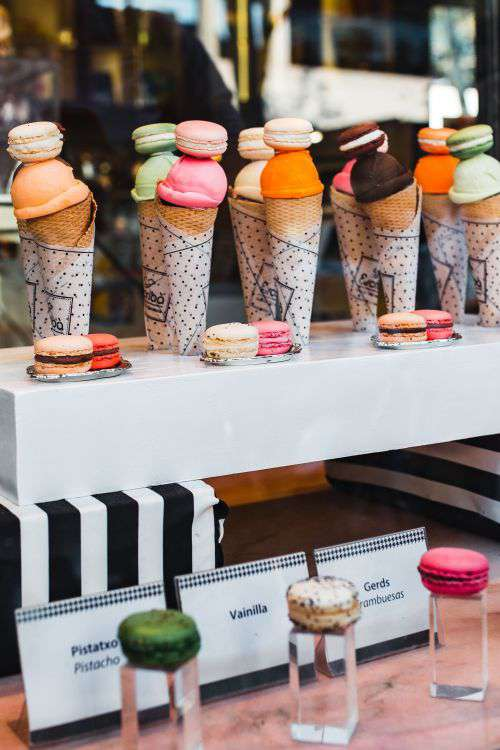Rocambolesc - Ice Cream Shop in Barcelona, Spain