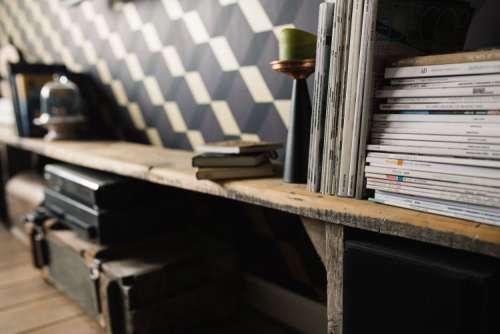 Modern Dark Living Room Design