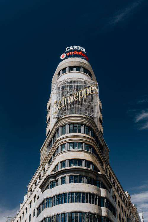 Architecture and design in Madrid, Spain
