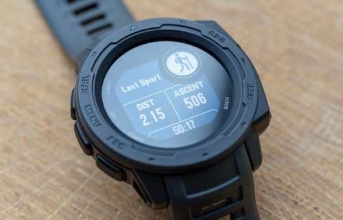 GPS Smartwatch Free Photo
