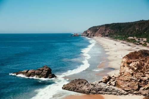 Ocean Beach Free Photo