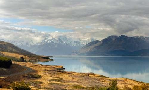 Rugged Mountain Landscape Free Photo