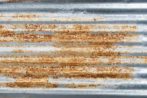 Rusted Metal Free Photo