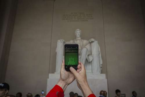 Lincoln Memorial Free Photo