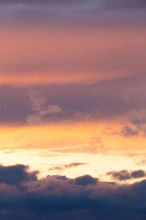 Sunset Clouds Free Photo