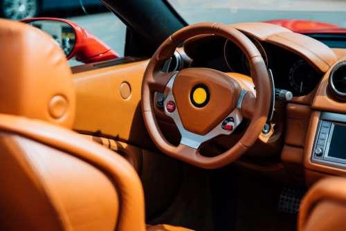 Car Interior Free Photo