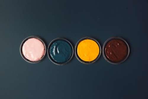 Paint Colors Free Photo