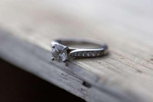 Diamond Ring Free Photo