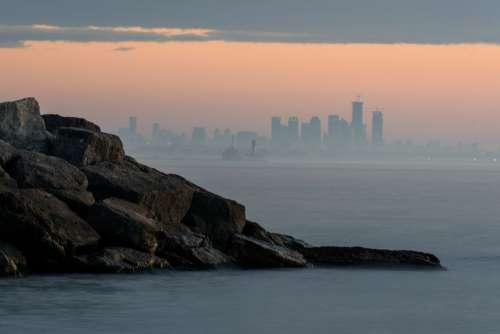 Ocean City Skyline Free Photo
