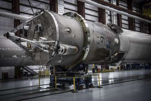 Space Rocket Engineering Free Photo