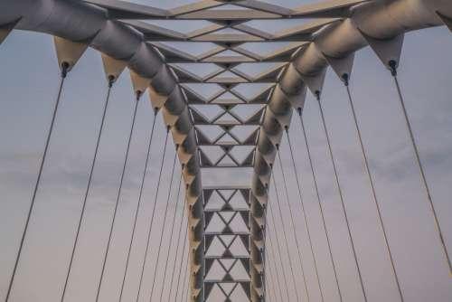 Suspension Bridge Free Photo