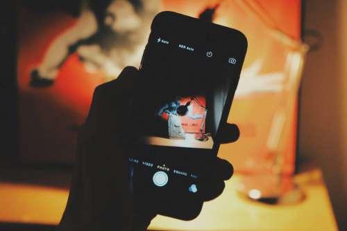 Smartphone Camera Free Photo