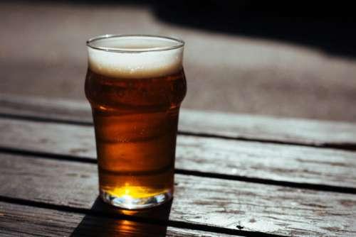 Pint Beer Free Photo