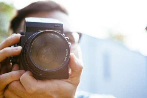 Large Lens Camera Free Photo