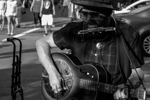 Street Singer Musician Free Photo