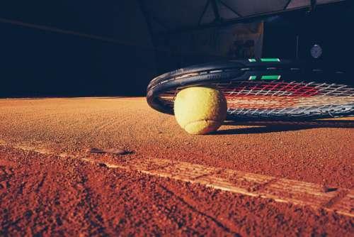 Clay Court Tennis Free Photo