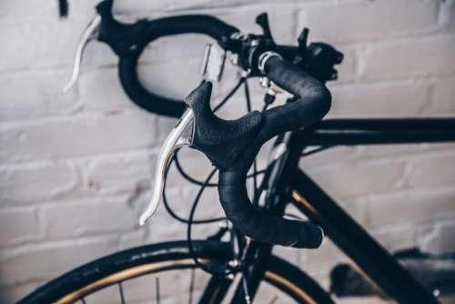 Black Racing Road Bike Free Photo