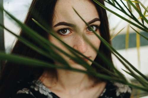 Attractive Woman Photoshoot Free Photo