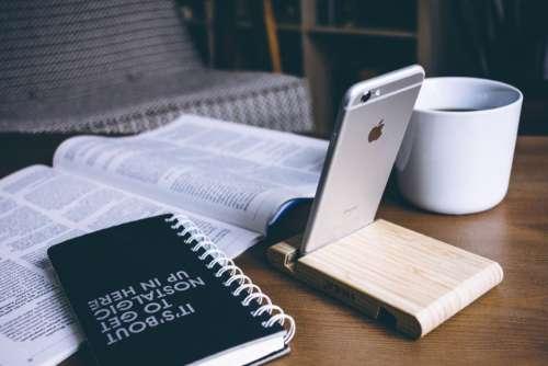Book Read iPhone Free Photo