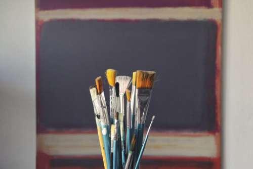 Paint Brushes Artist Free Photo