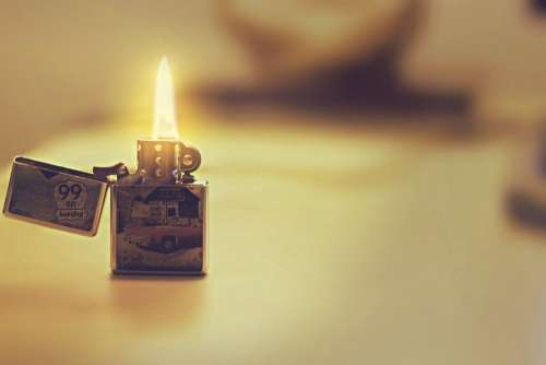 Flame Fire Lighter Free Photo