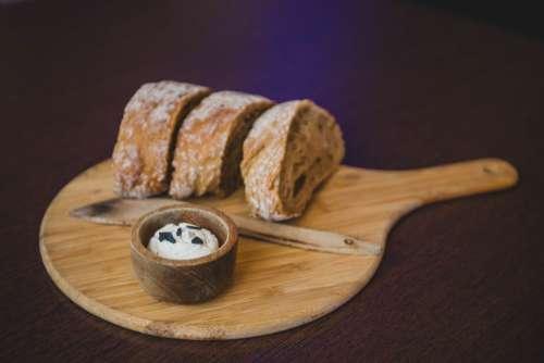 Sliced Baked Bread Free Photo