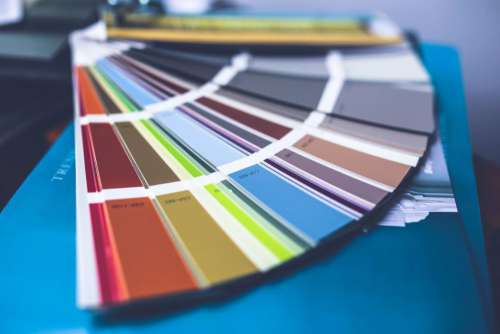 Color Palette Picker Free Photo