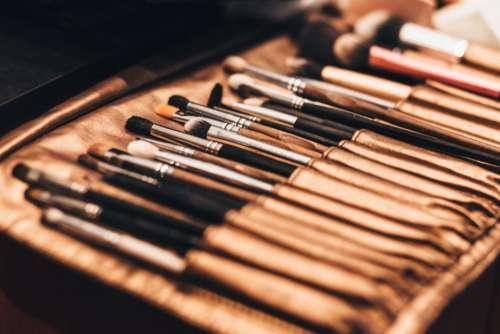 Makeup Brush Beauty Free Photo