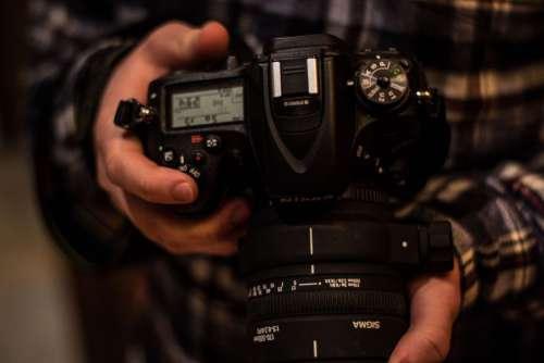 Camera Setting Free Photo
