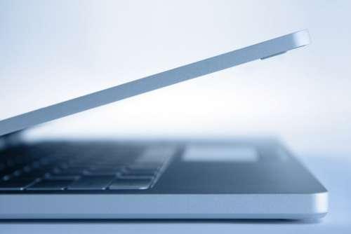 Laptop Computer Closeup Minimal Free Photo