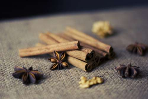 Cinnamon Sticks Spices Free Photo