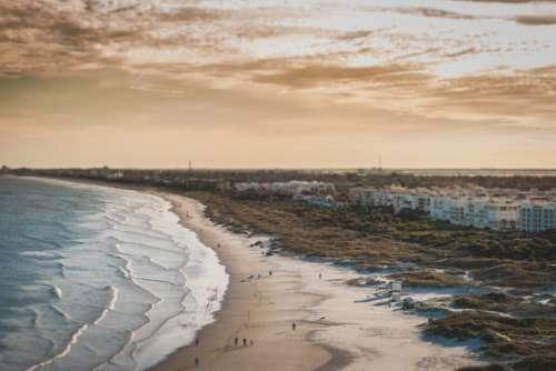 Sea Beach Coast Summer Free Photo