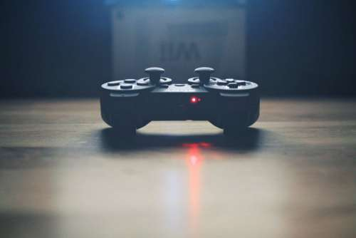 Playstation Controller Gamer Free Photo