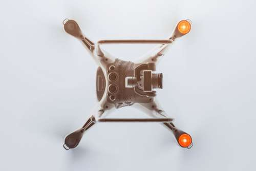 Minimal Drone Free Photo