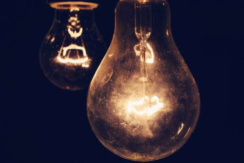 Light Bulb Vintage Free Photo