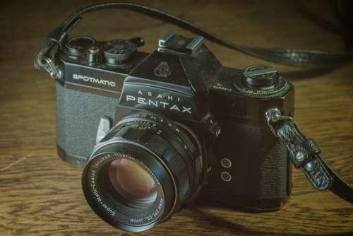 Analog Camera Pentax Spotmatic Free Photo