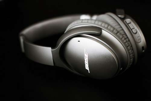 Bose Headphones Free Photo