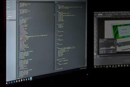 Code CSS Editor Free Photo