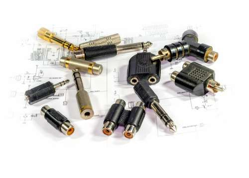 Electronic Components Plugs Sound Technology