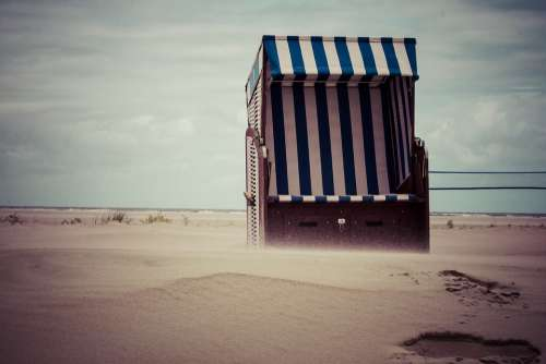Norderney Beach Vacations Northern Germany Dunes