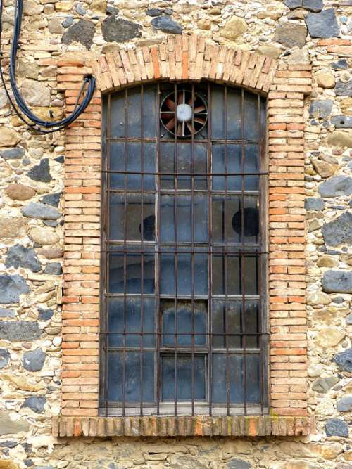 Window Industrial Architecture Freemasonry