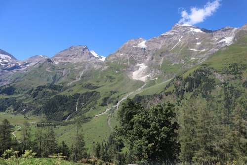 Alps Mountain Austria