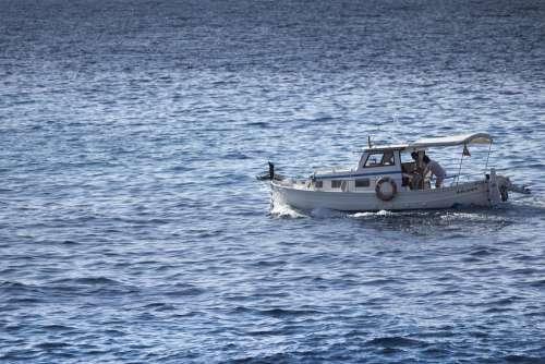 Boat Lake Sea Vacations Fishing